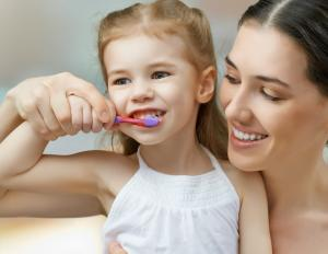 how to take care of your kids oral hygiene